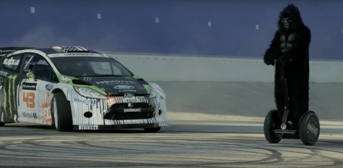 Gymkhana Four by Ken Block