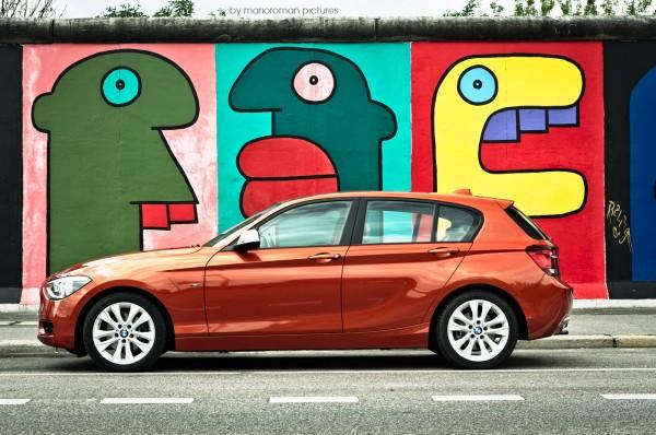 2011-bmw-120d-116-600x398 in Fahrbericht BMW 120d (F20) - Kompakter Fahrspaß
