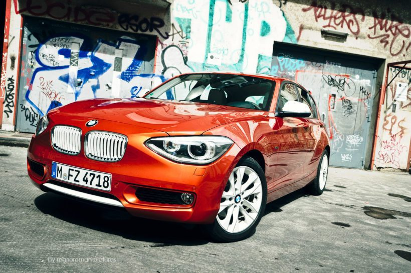 BMW 120d (F20) by marioroman pictures