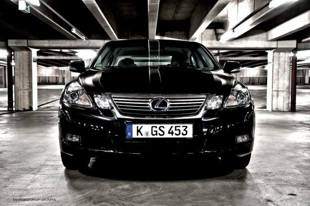 2011 Lexus GS450h by marioroman pictures