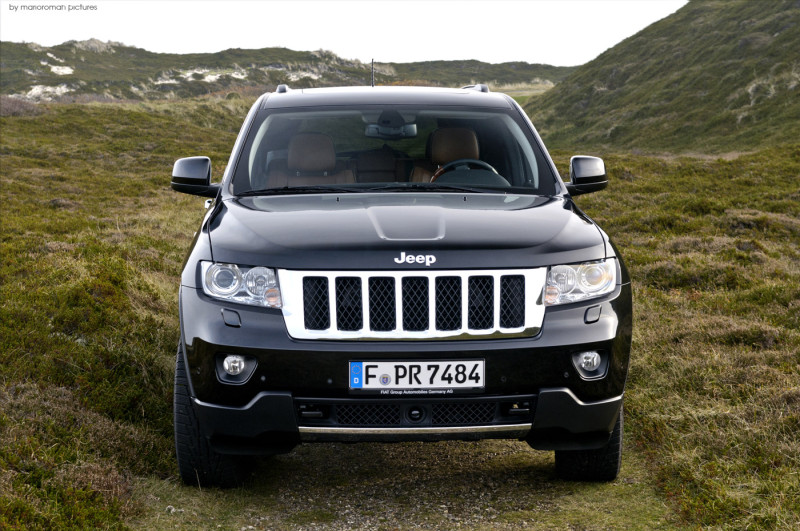 Jeep Grand Cherokee CRD by marioroman pictures