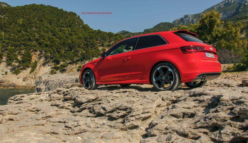 2012 Audi A3 1.8 TFSI quattro S-Line by marioroman pictures - Fanaticar