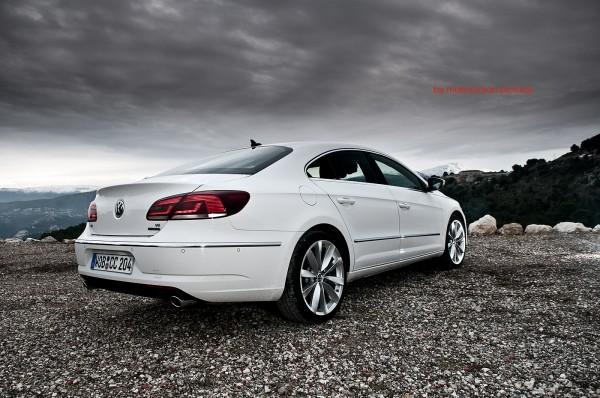 2012 Volkswagen CC V6 4motion by marioroman pictures - fanaticar