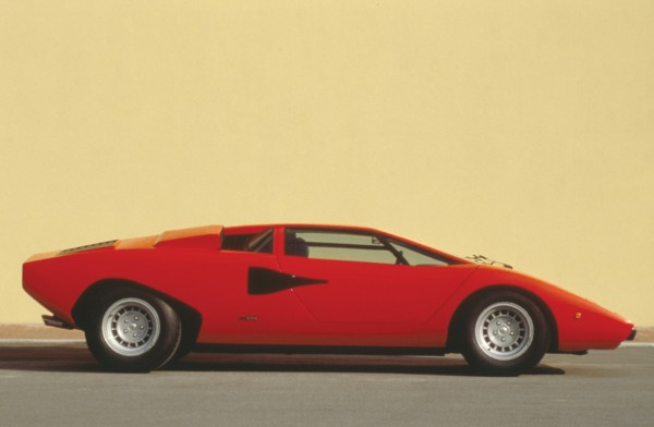 Lamborghini Countach - Fanaticar