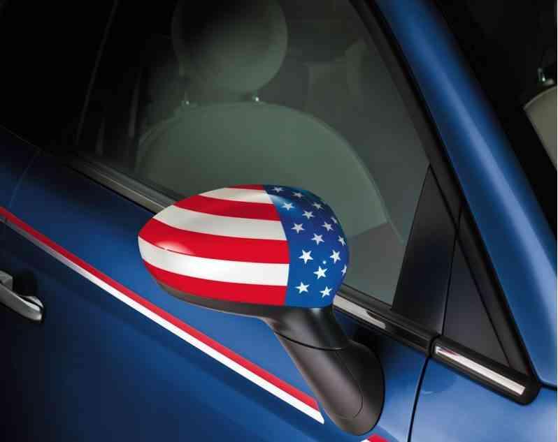 Fiat 500 America - Fanaticar