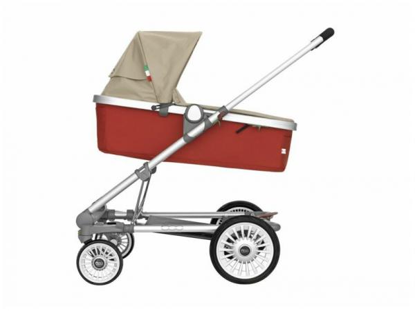 Fiat 500 Kinderwagen
