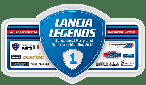 LL RyS in Legenden unter sich - Lancia Legends No. 1