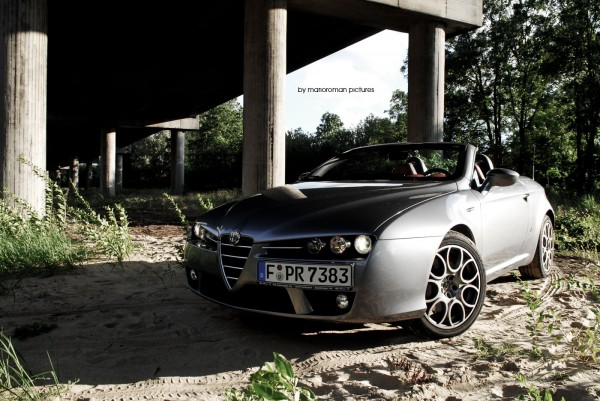Alfa Romeo Spider V6 by marioroman pictures