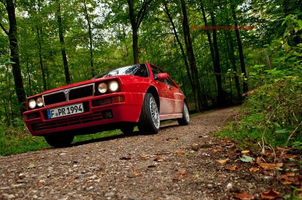 Lancia Delta Integrale Sedici  by marioroman pictures
