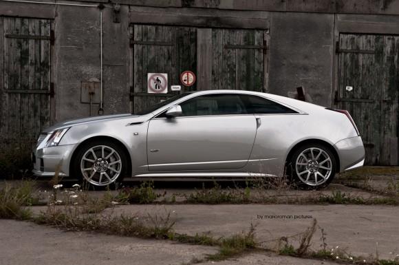 2012 Cadillac CTS-V Coupé by marioroman pictures   Fanaticar