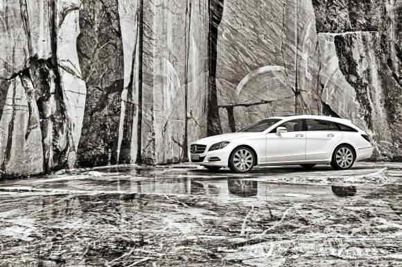 Mercedes-Benz CLS Shooting Brake - Fanaticar