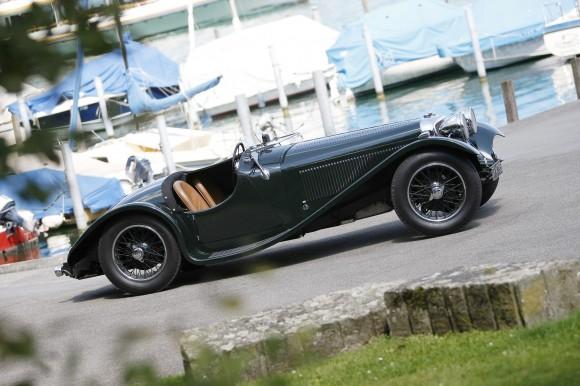 Jaguar S.S. 90 Prototype by radical classics - fanaticar