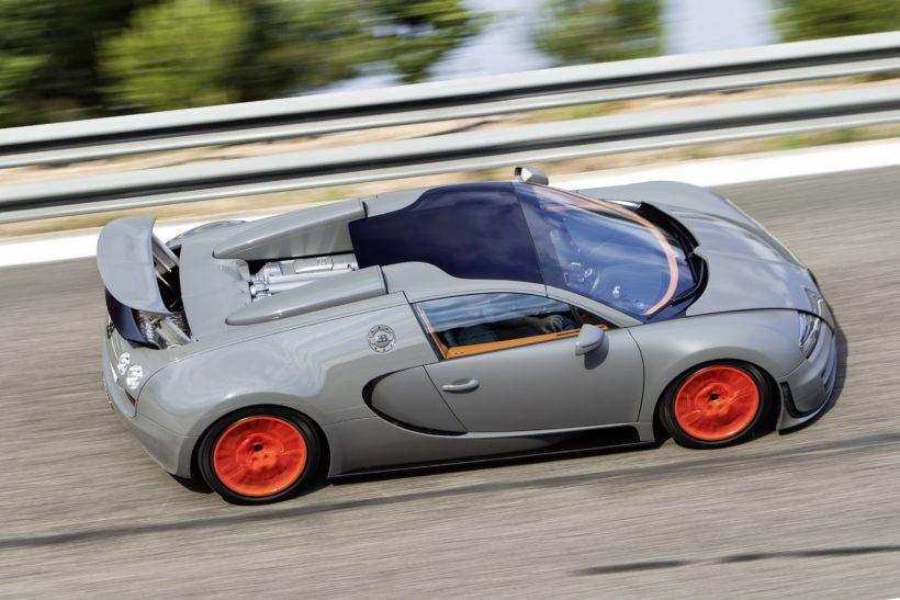 Bugatti Veyron Grand Sport Vitesse by radical mag - fanaticar