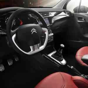 Citroën C3 Red Block