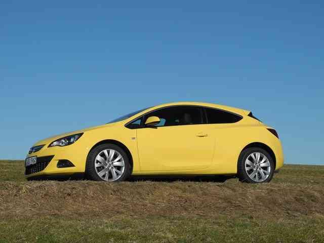 Opel Astra GTC 1,4 Turbo – Formidabler Sportler