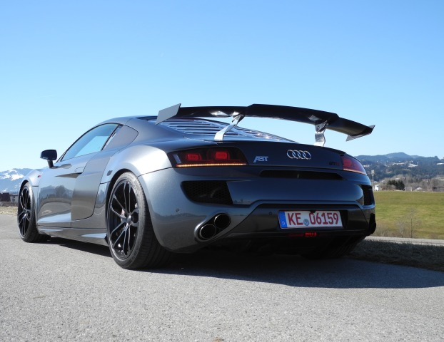 DSCN4242fb in Abt R8 GTR – Burning down the road