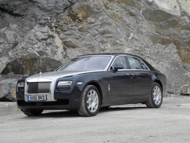 Rolls-Royce Ghost by Dietmar Stanka - Fanaticar
