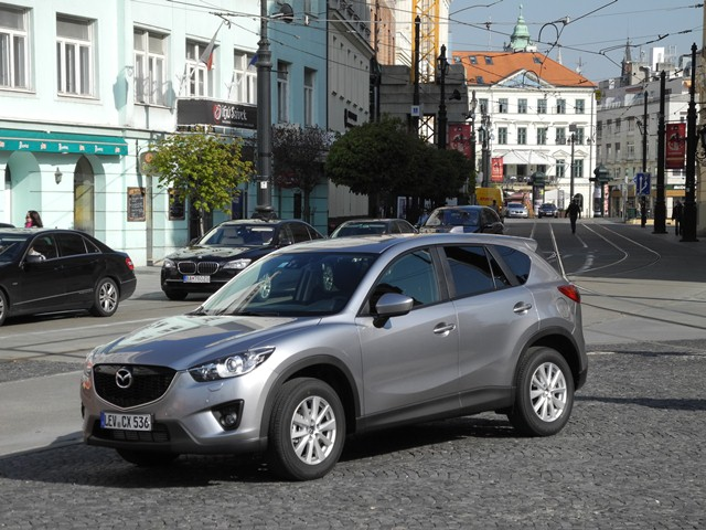 Mazda CX-5 by Dietmar Stanka - Fanaticar
