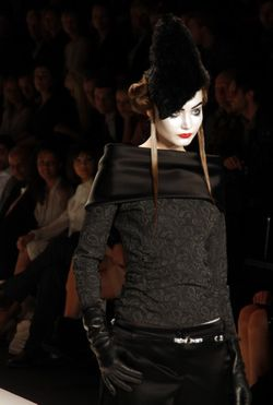 Guido Maria Kretschmer – Berlin Fashion Week Januar 2012