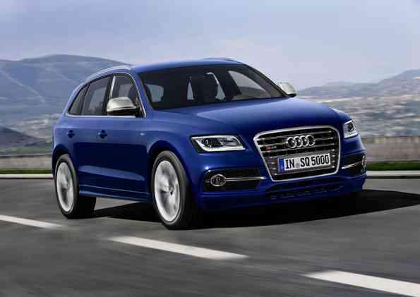Audi SQ5 TDI by AUDI AG - Fanaticar