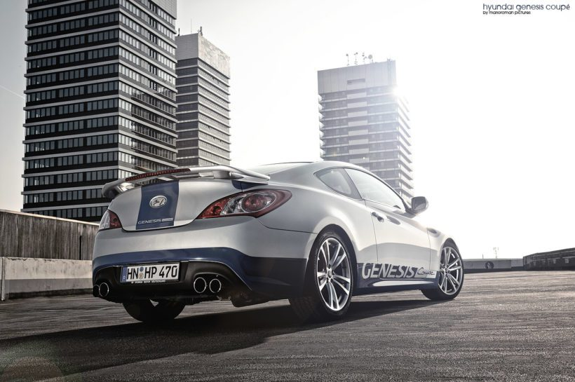 Hyundai Genesis Coupé GT by marioroman pictures | Fanaticar