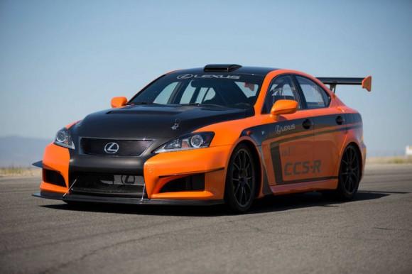 Lexus IS F CCS-R Pikes Peak by Lexus - Fanaticar
