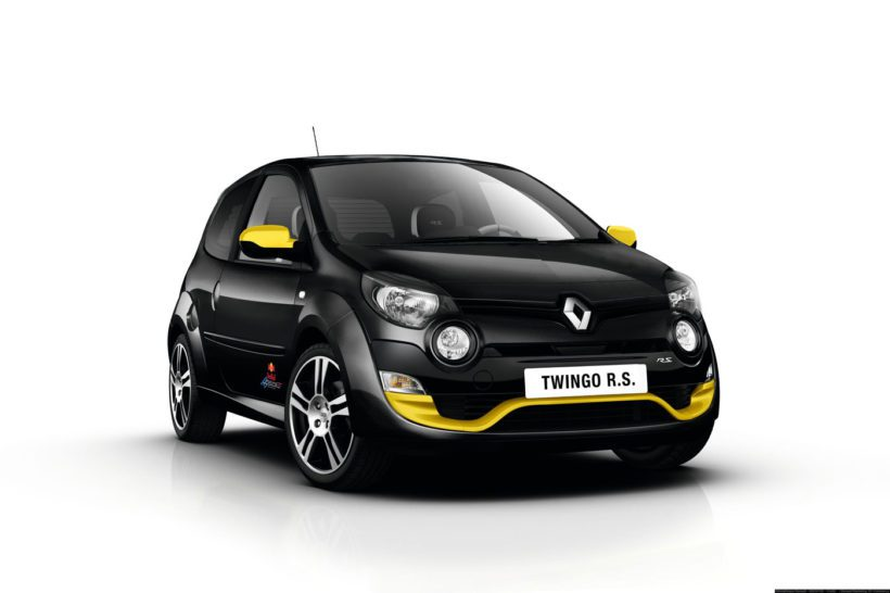 Renault Twingo R.S. Red Bull Racing Limited - Fanaticar