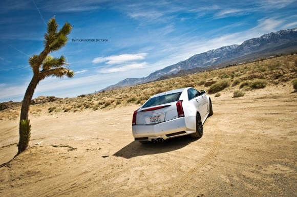 Cadillac CTS-V Coupé by marioroman pictures | Fanaticar