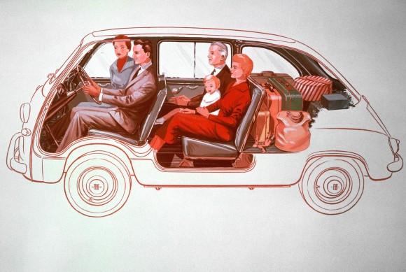 Fiat 600 Multipla - Fanaticar Magazin