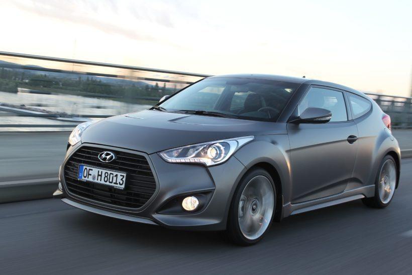 Hyundai Veloster Turbo - Fanaticar Magazin