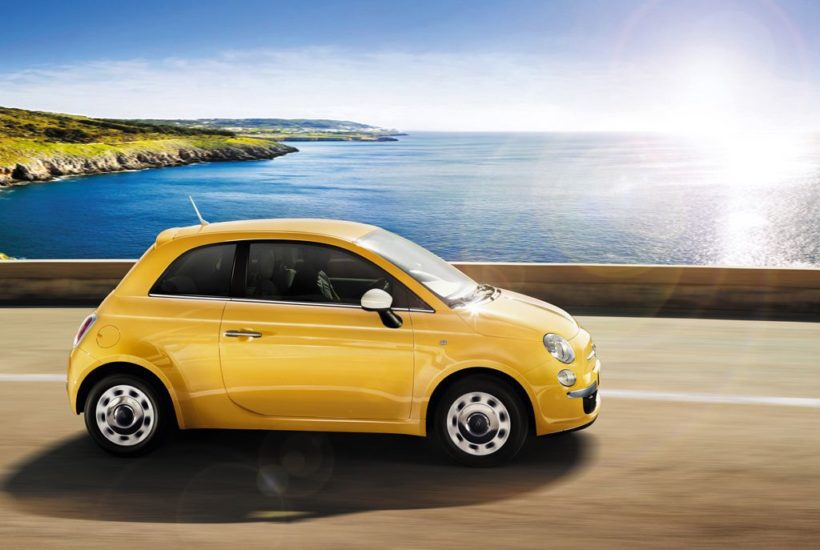 Fiat 500 Happy Birthday Edition