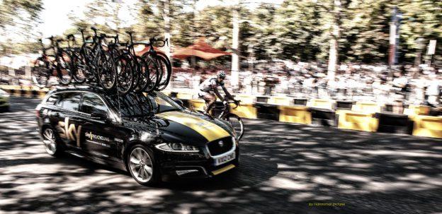 Jaguar XF Sportbrake / Tour de France by marioroman pictures - Fanaticar Magazin