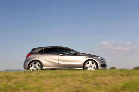 2012 Mercedes-Benz A-Klasse - Fanaticar Magazin