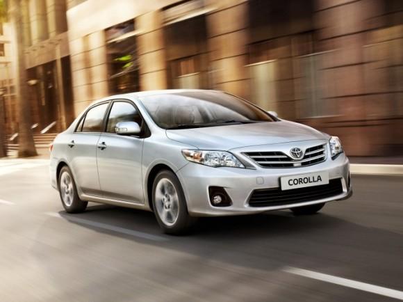 Toyota Corolla 2012 - Fanaticar Magazin