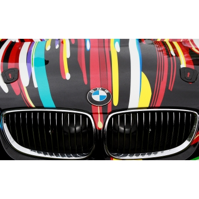BMW Art-Drive Collection in London - Fanaticar