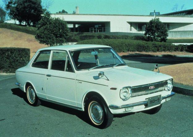 Toyota Corolla 66-70 - Fanaticar Magazin