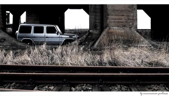 Mercedes-Benz G55 AMG by marioroman pictures   Fanaticar-Magazin