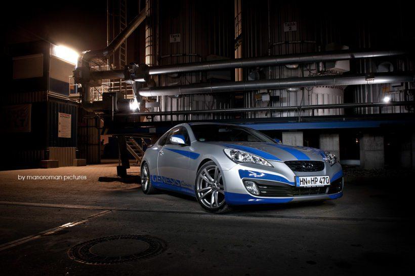 Hyundai Genesis Coupé GT by marioroman pictures - Fanaticar