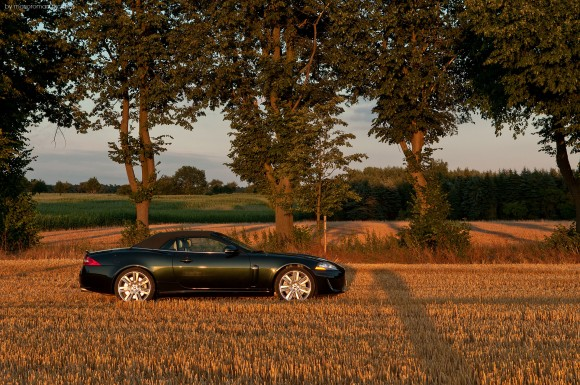 Jaguar-xkr-cvbl-230-Bearbei-580x385 in Böse Miezekatze - Jaguar XKR Convertible