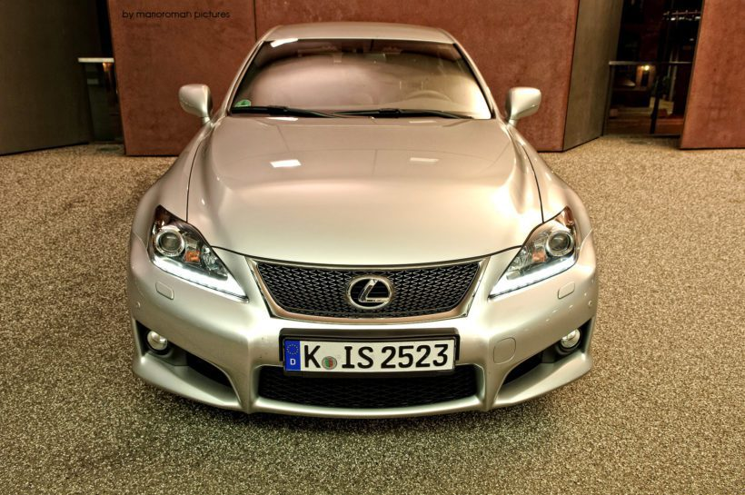 Lexus IS-F by marioroman pictures - Fanaticar