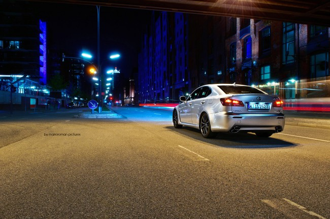 Lexus IS-F by marioroman pictures - Fanaticar
