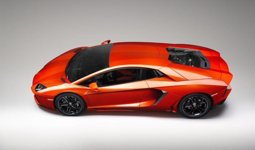 Lamborghini Aventador LP 700-4 - Fanaticar Magazin