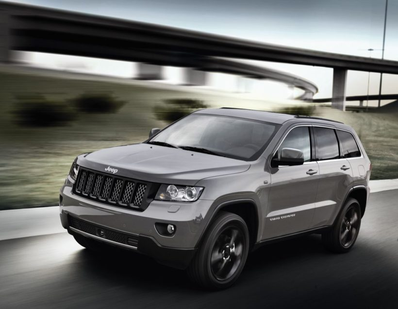 Jeep Grand Cherokee S-Limited - Fanaticar Magazin