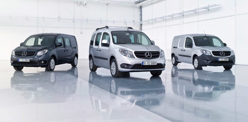 Mercedes-Benz Citan - Fanaticar Magazin
