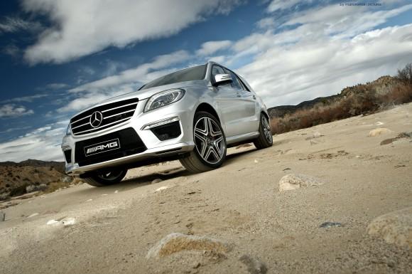 Mercedes-Benz ML 63 AMG by marioroman pictures | Fanaticar-Magazin