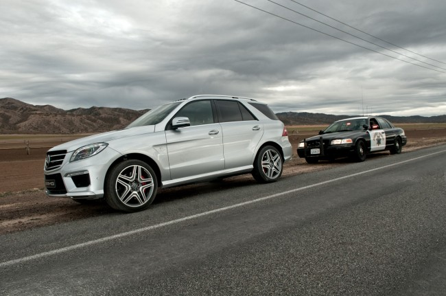 Mercedes-Benz ML 63 AMG by marioroman pictures   Fanaticar-Magazin