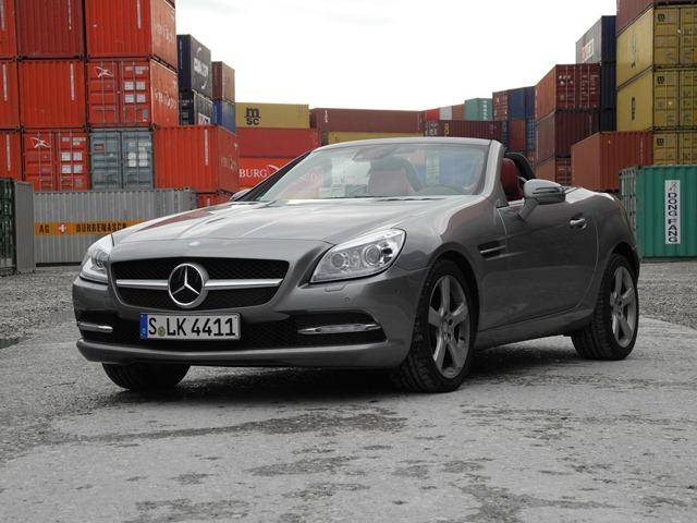 Mercedes-Benz SLK 250 CDI - Fanaticar Magazin