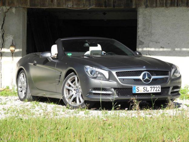 Mercedes-Benz SL 500 by Dietmar Stanka - Fanaticar Magazin