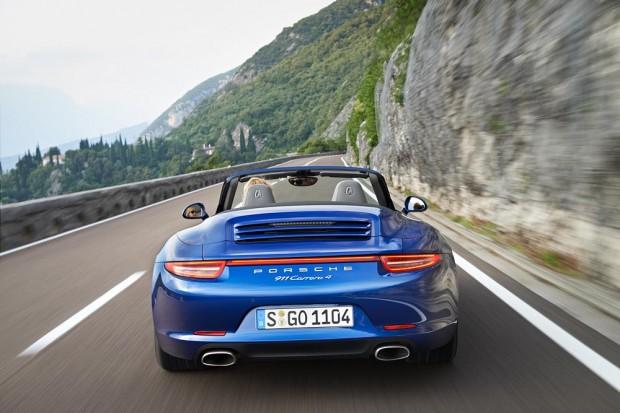 Porsche 911 Carrera 4S - Fanaticar Magazin