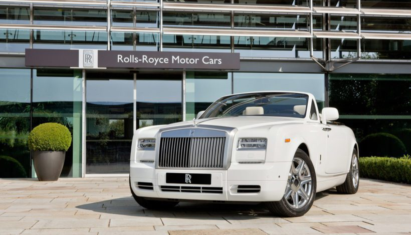 Rolls Royce Olympia 2012 - Fanaticar Magazin